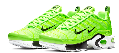 new arrival cd119 f5201 Nike Air Max TN Volt Green Junior – Soldsoles