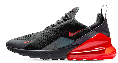 Nike Air Max 270 Reflective Black / Hot punch