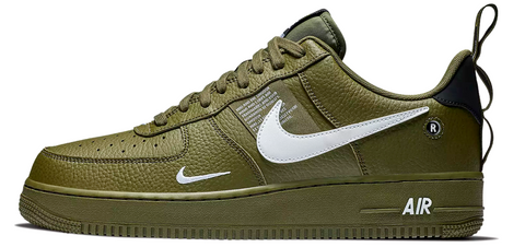 Nike Air Force 1 Low Utility Olive Junior