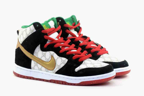 online store 93163 b840c Blacksheep x Nike SB Dunk High Paid In Full