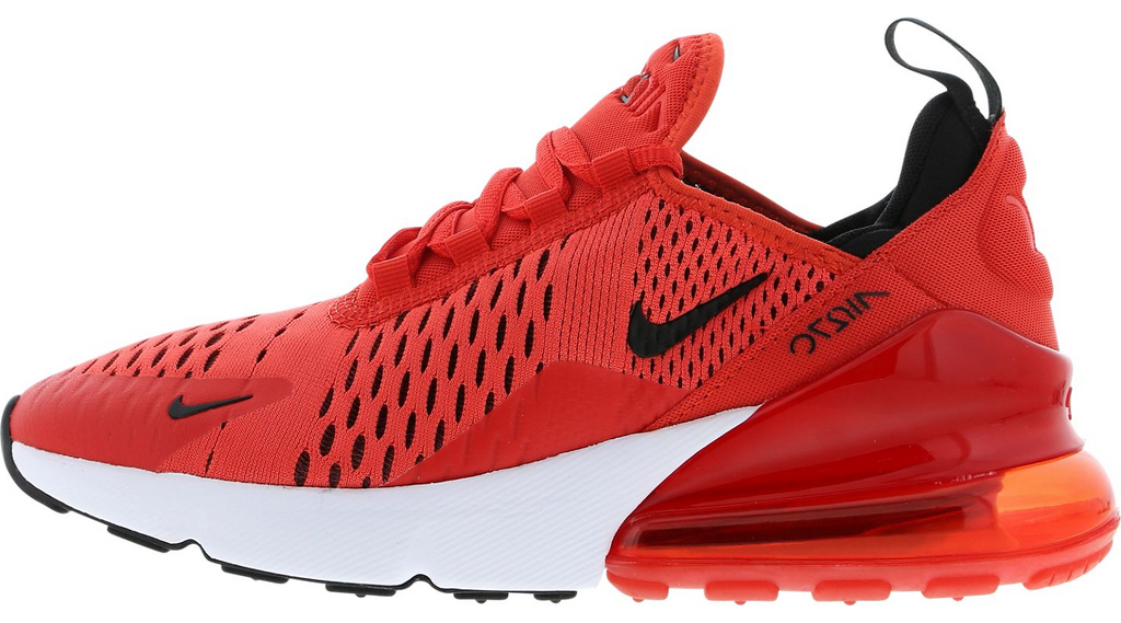 newest db9f5 72323 Nike Air Max 270 Habanero Red Junior
