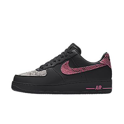 Nike Air Force 1 ID Grey Python