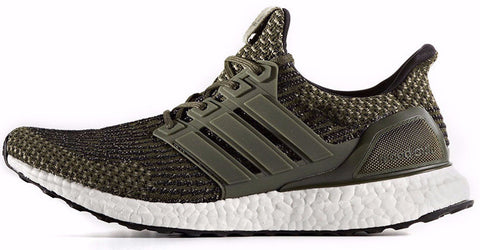Adidas Ultra Boost 3.0 Military Green LTD