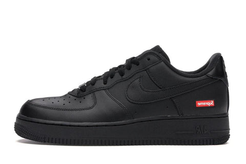 Supreme x Nike Air Force 1 Black