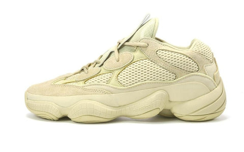 Adidas Yeezy 500 Desert Moon Yellow