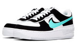 Nike Air Force 1 Shadow Aurora Blue / Black