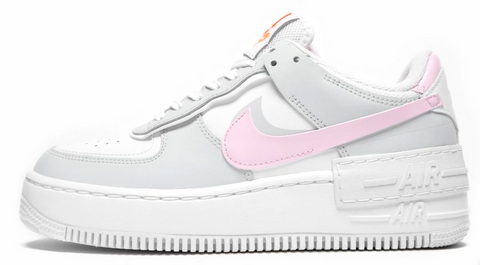 Nike Air Force 1 Shadow Grey / Pink
