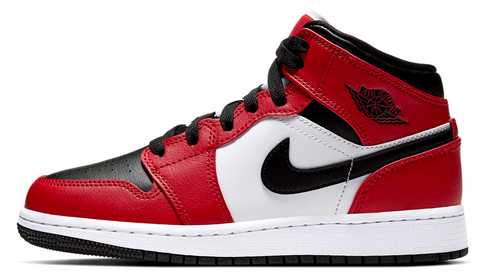 Nike Jordan 1 Mid Chicago GS