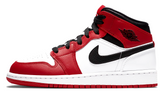 Nike Jordan 1 Mid Chicago White GS