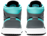Nike Air Jordan 1 Mid Grey / Aqua