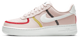 Nike Air Force 1 07 LX Siltstone Red WMNS