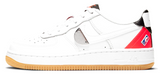 Nike Air Force 1 Junior NBA White / Silver