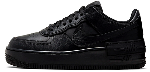 Nike Air Force 1 Shadow Black
