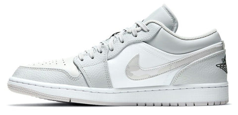 Nike Jordan 1 Low White Camo GS