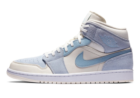 Nike Air Jordan 1 Mid SE Mixed Blue