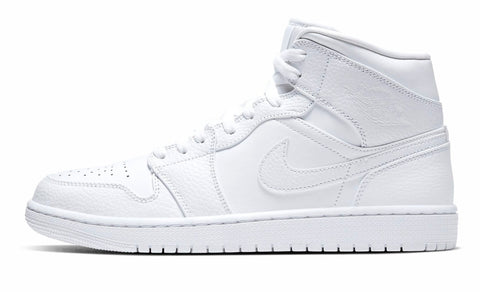 Nike Air Jordan 1 Mid White (2020)