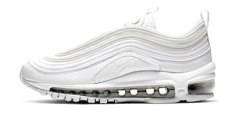 Nike Air Max 97 Triple White Junior