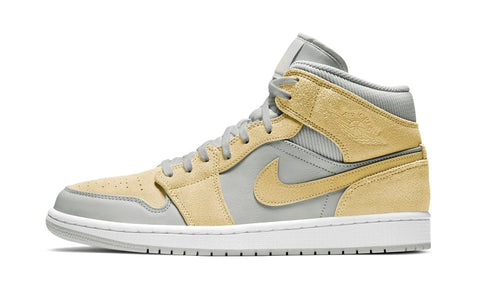 Nike Air Jordan 1 Mid SE Mixed Yellow