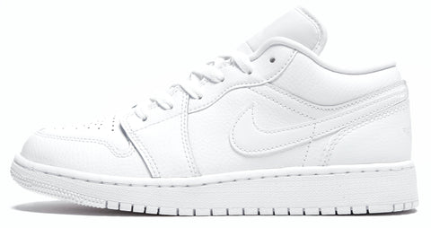 Nike Jordan 1 Low White Junior