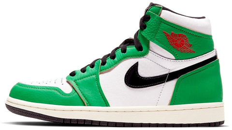Nike Jordan 1 High Lucky Green WMNS