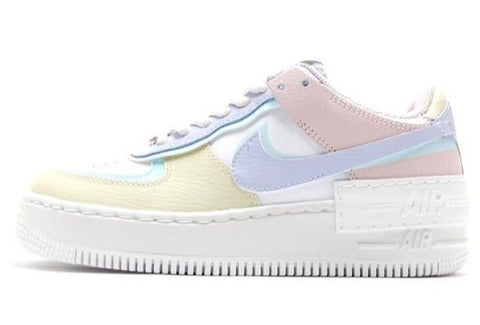 Nike Air Force 1 Shadow Glacier Pastel