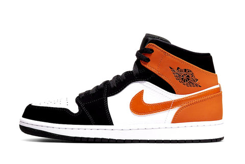 Nike Air Jordan 1 Mid Shattered Back Board