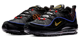 Nike Air Max 98 Black / Amarillo