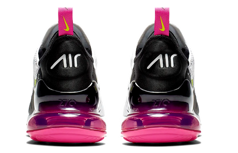 Nike Air 270 Junior Soldsoles Laser Max – Fuchsia nwN80m