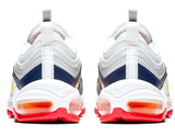 Nike Air Max 97 Navy/ Laser Orange WMNS