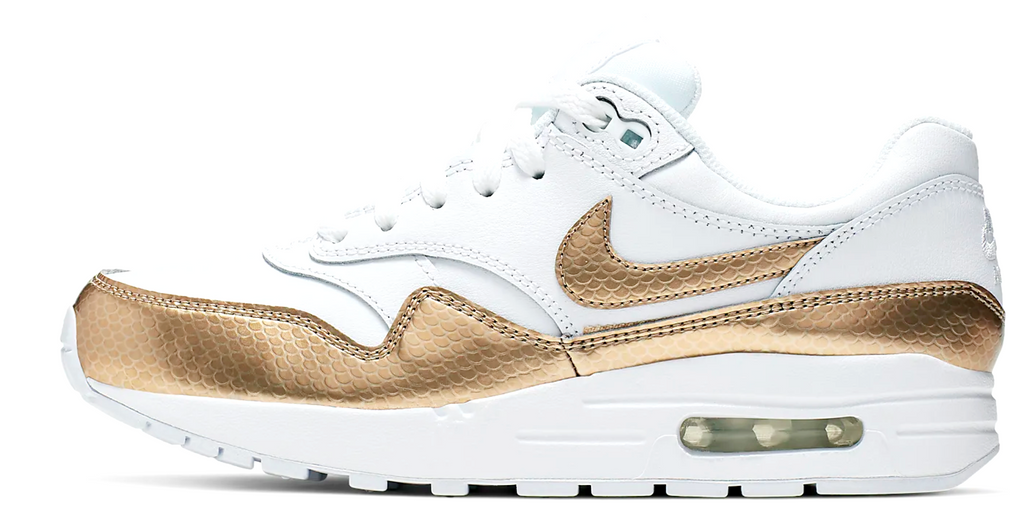 bas prix 140a5 871e1 Nike Air Max 1 Metallic Gold Junior