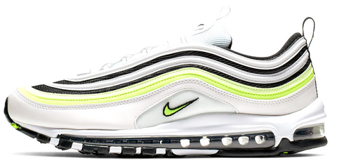 Nike Air Max 97 White / Volt
