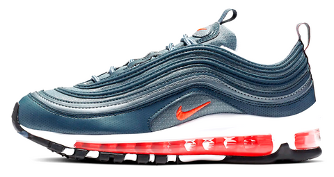 Nike Air Max 97 Monsoon Blue / Crimson Junior