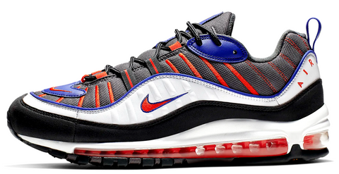 Nike Air Max 98 Gunsmoke / Orange