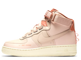 "Nike Air Force 1 High Utility ""Female"" Tan"