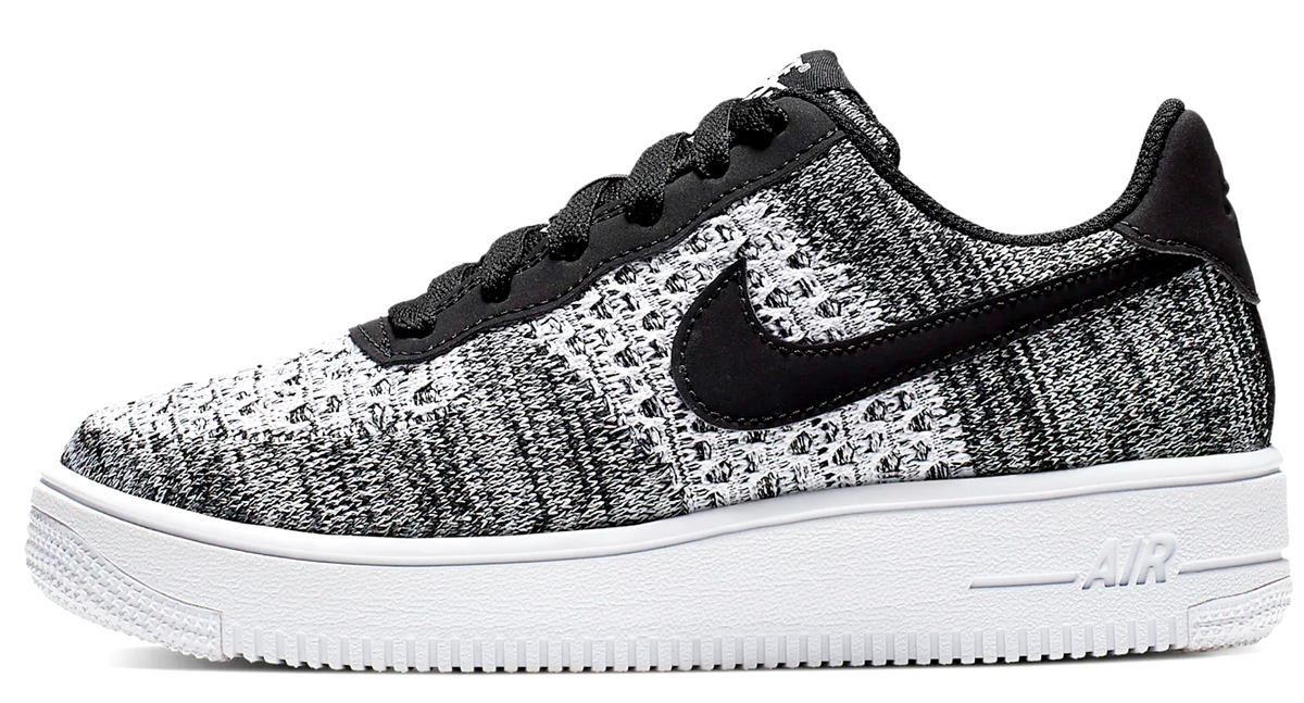 promo code 5ead8 6809b Nike Air Force 1 Flyknit Oreo Junior