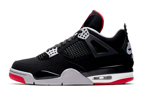 Nike Air Jordan 4 Bred GS 2019