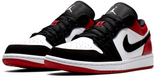 Nike Air Jordan 1 Black Toe Low