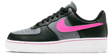 Nike Air Force 1 Black / Blast Pink