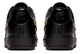 Nike Air Force 1 Removable Swoosh Black