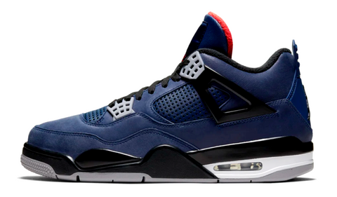 Nike Air Jordan 4 Winterised Blue GS