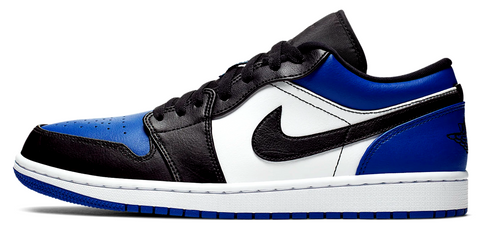 Nike Air Jordan 1 Low Royal Toe