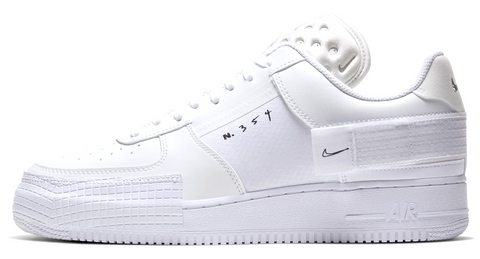 Nike Air Force 1 Type Triple White
