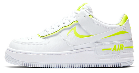 Nike Air Force 1 Shadow Lemon Yellow