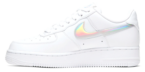 Nike Air Force 1 Iridescent Swoosh