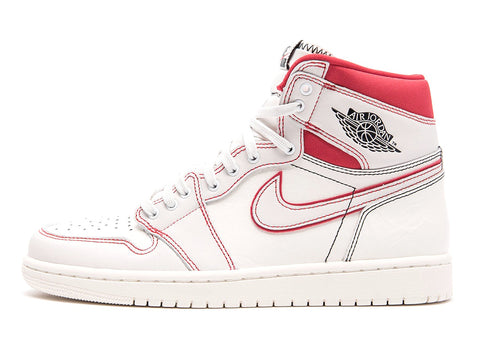Nike Air Jordan 1 OG Phantom Gym Red