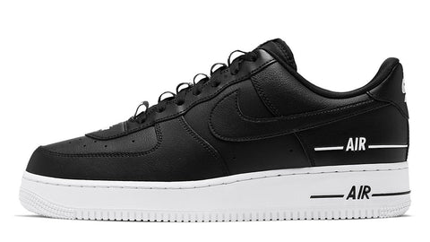 Nike Air Force 1 Double Air Black Mens