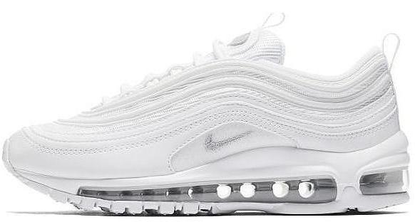 26fae18c957 Nike Air Max 97 Triple White Womens – Soldsoles
