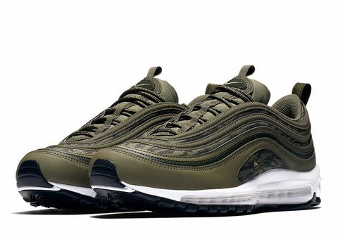 Nike Air Max 97 Olive Green Tiger Camo – Soldsoles 986b679b2