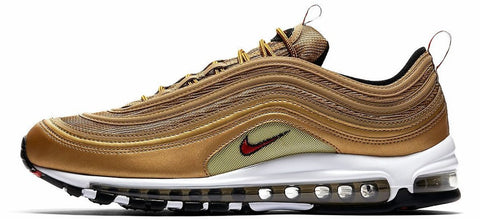 Nike Air Max 97 Gold Bullet QS Italy Exclusive