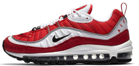 Nike Air Max 98 Gym Red / White
